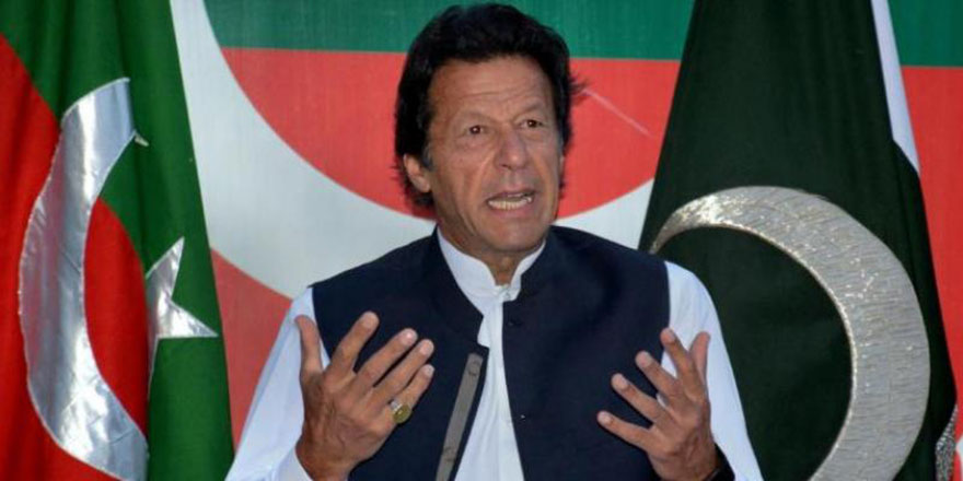 Pakistan Başbakanı Han: Hindistan Nazi Almanyası'na benziyor