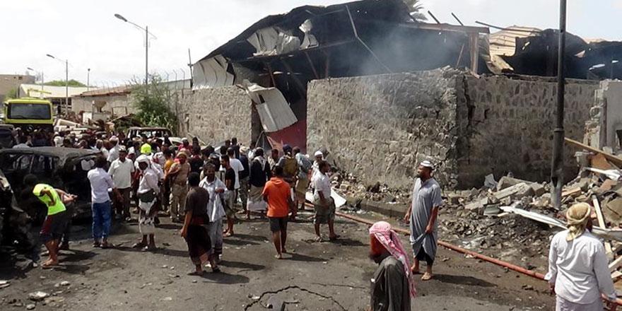 Milyonlarca Yemenli bir daha yemek yiyebileceklerinden emin değil