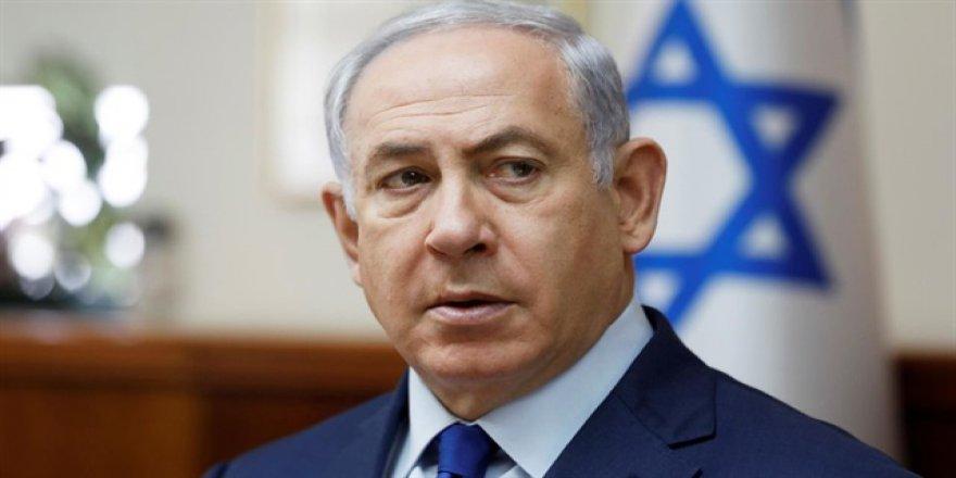İşgalci İsrail Lideri Netanyahu'dan Hizbullah çıkışı