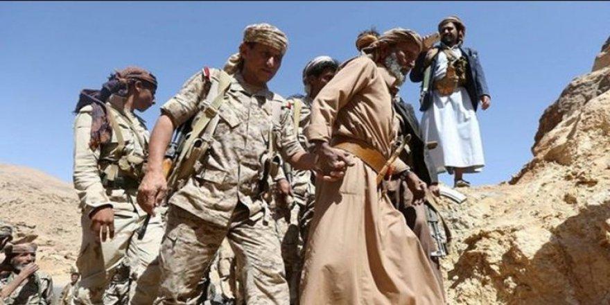 Yemen'de çatışma: 80 Husi öldü