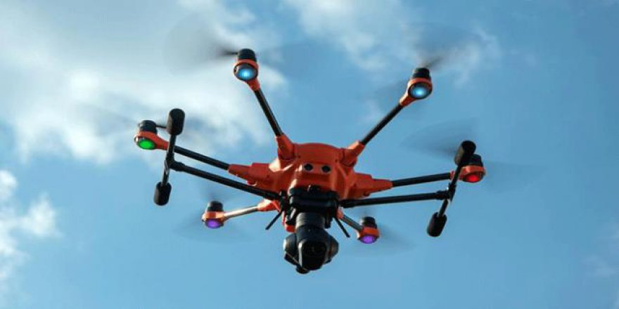 İstanbul'un yeni havalimanında drone yarışması