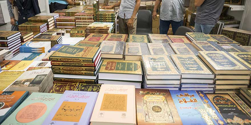 İstanbul Arapça Kitap Fuarı'na 15 ülkeden 200'den fazla yayınevi katılacak