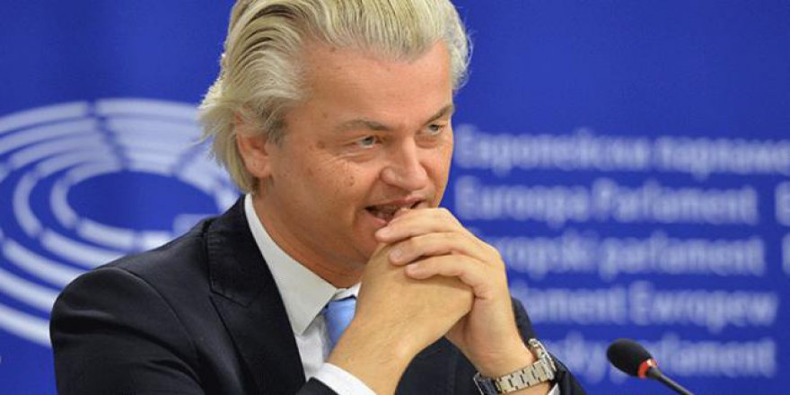 Irkçı Wilders Müslümanlarla uğraşmaktan sıkılmadı!