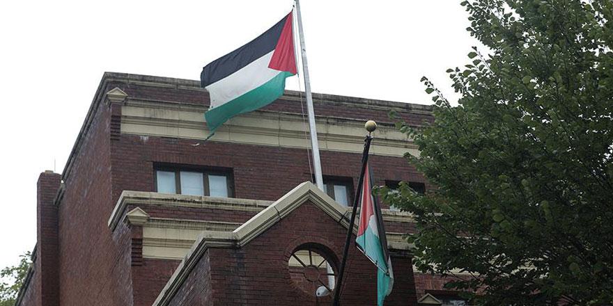 Filistin: 'Amerikalı hiç bir yetkili ile görüşmedik'