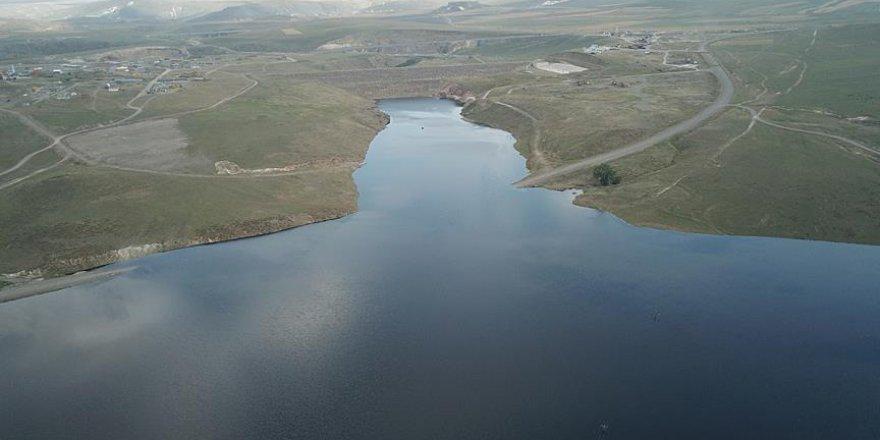 Temmuz'da faaliyete başlayan Kars Barajı'ndan beklenti büyük
