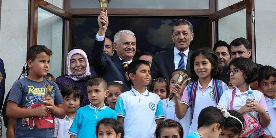 Meclis Başkanı Yıldırım'dan temiz okullar çağrısı