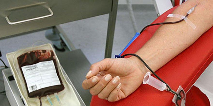Sanayi çalışanlarından kök hücre ve kan bağışı