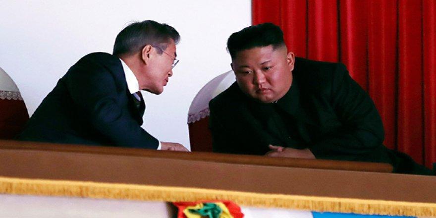 Kore'de barış çabaları sürecek