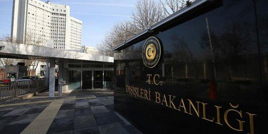 Türkiye'den Florence Kasırgası mağduru ABD'ye başsağlığı