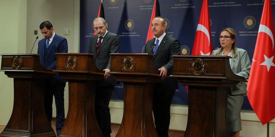 Türkiye ile Ürdün ilişkileri gelişiyor
