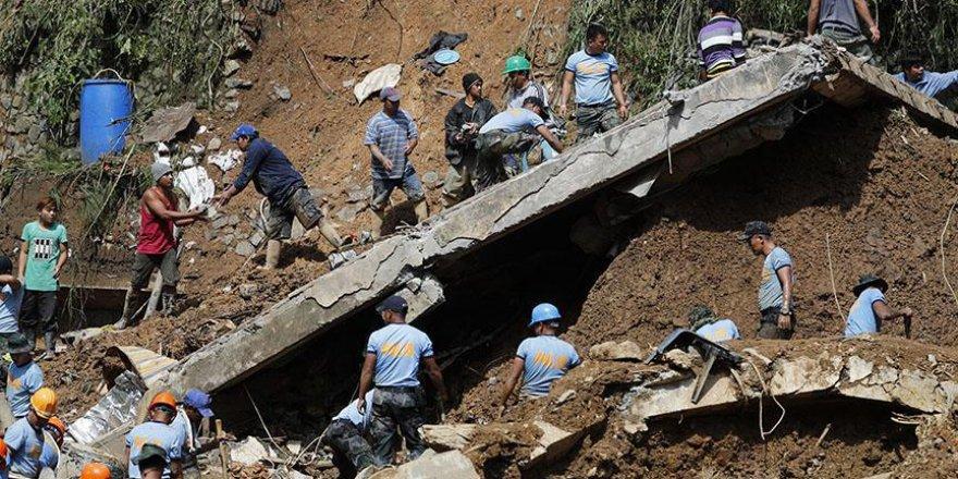 Tayfun nedeniyle Filipinler'de ölü sayısı artıyor