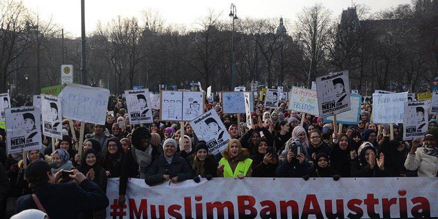 Avusturya Müslümanları endişeyle yeni yasayı bekliyor