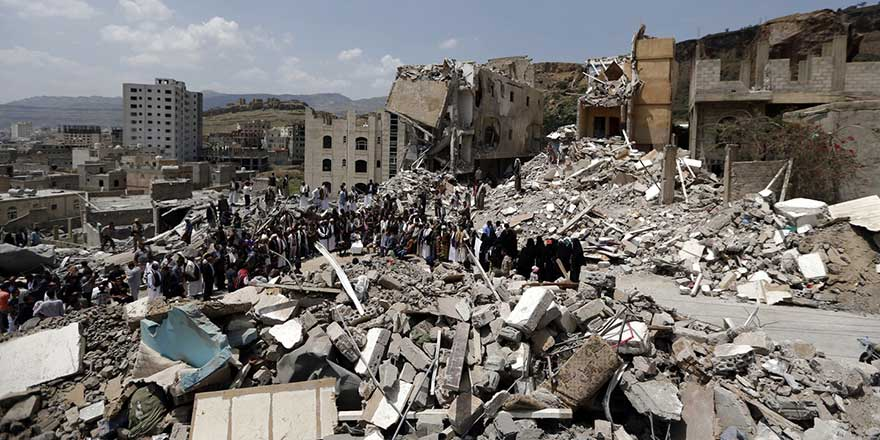 'Yemen, Suud-İran bilek güreşine kurban gitti'