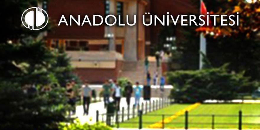 """Anadolu Üniversitesinde """"güvenli kampüs"""" dönemi"""