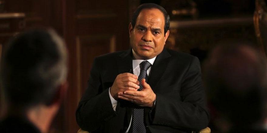 Mısır açık hava hapishanesi: Hiçbir şey yapmamak da suç!