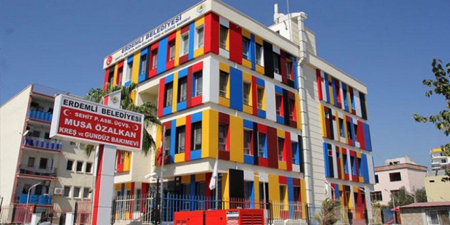 Afrin Şehidi Özalkan'ın ismi kreşe verildi