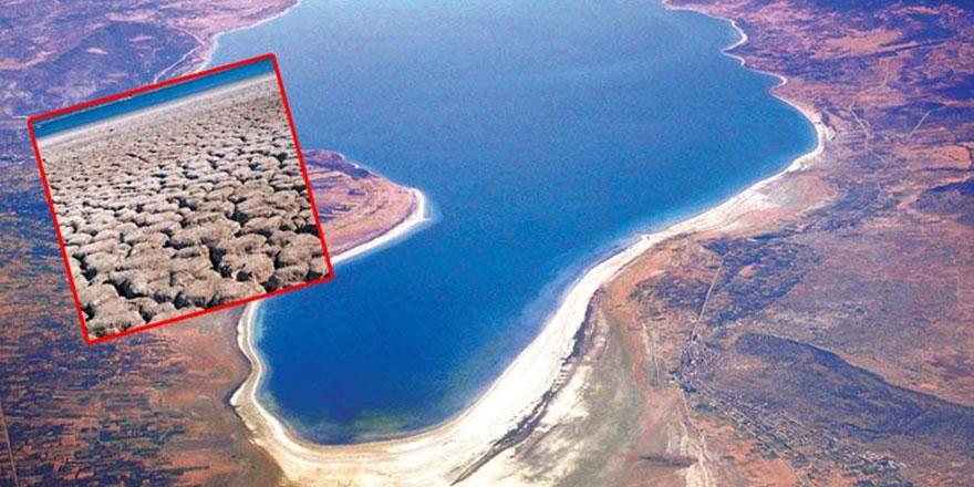 Başımız sağolsun: Burdur Gölü'nü de öldürdük