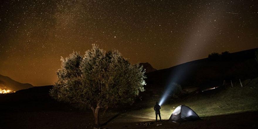 Şebinkarahisar yıldız fotoğrafçılarını ağırlıyor
