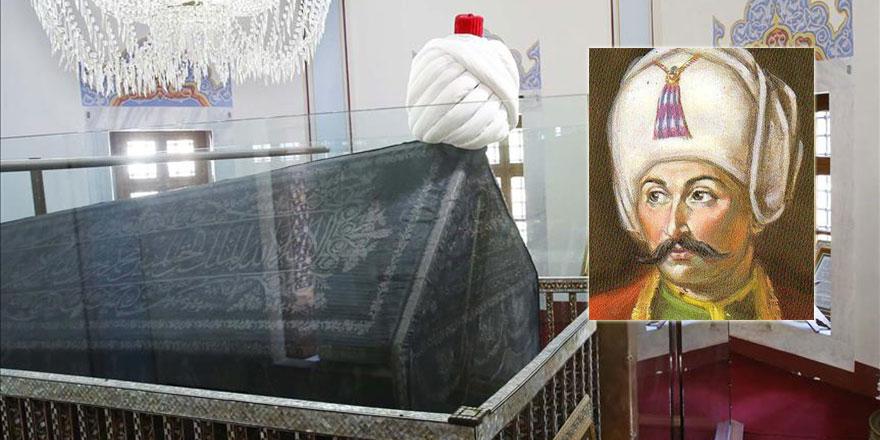 Yavuz Sultan Selim'i rahmetle anıyoruz
