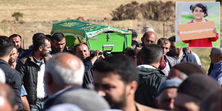 7 gün sonra ölü bulunan Sedanur'un cenazesi toprağa verildi