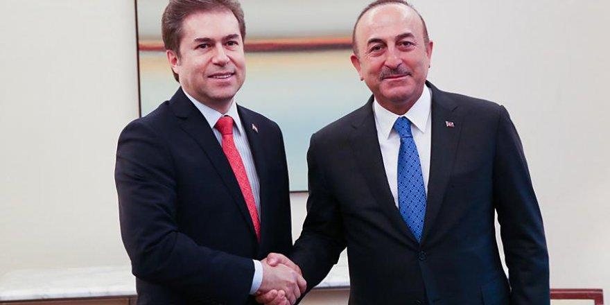 Birleşmiş Milletler Zirvesi'ne giden Çavuşoğlu'ndan diplomasi trafiği