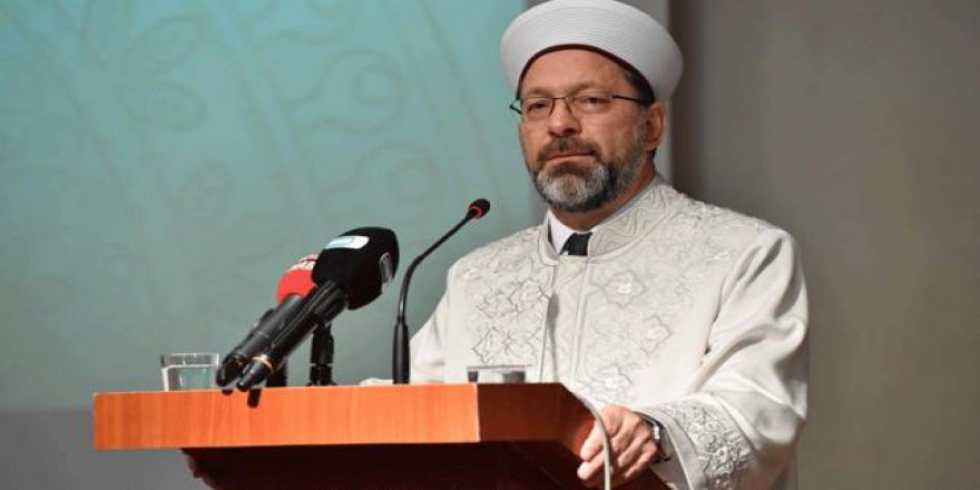 Erbaş: Din eğitimi olmadan din hizmeti olmaz