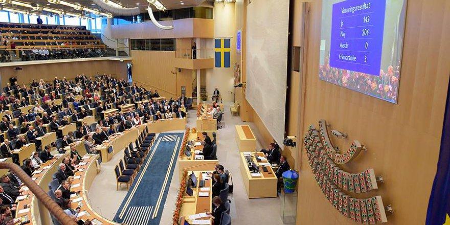 İsveç'te hükümet kurulamadı