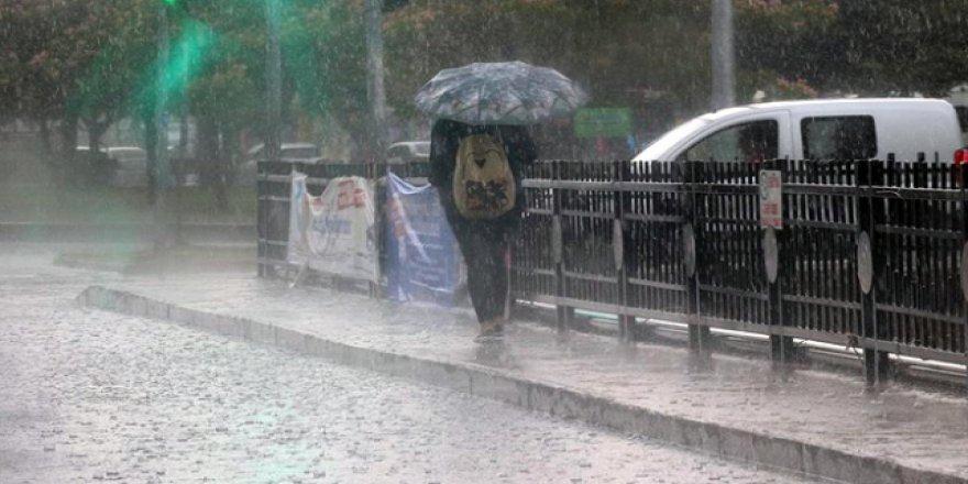 İç Anadolu'da iki gün fırtına yaşanacak