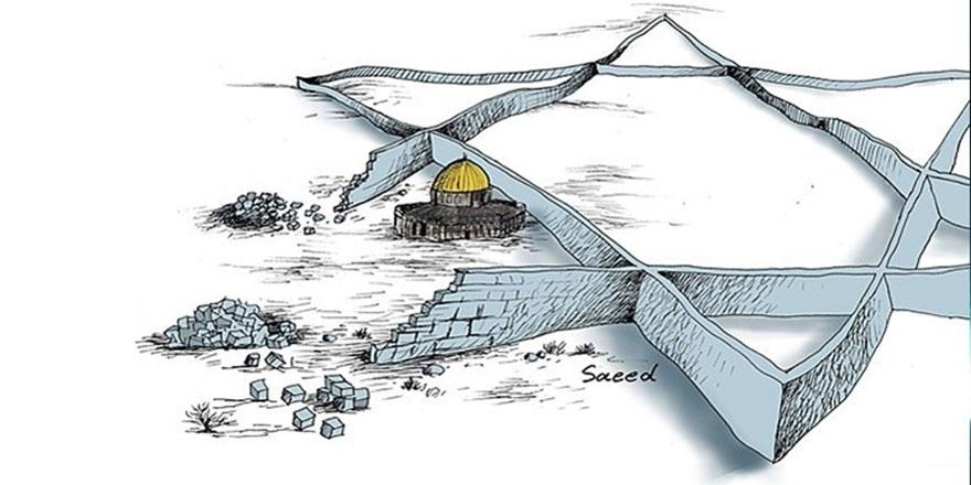 'Hiçbir açıklama Kudüs'ü işgal devletinin başkenti yapmaz'