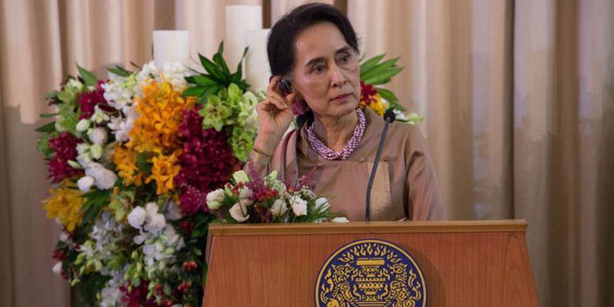 Myanmar katili 'soykırım' suçlamalarına cevap verecek