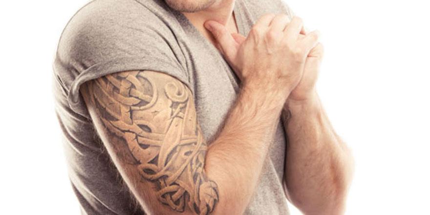 'Geçici dövmelerin yan etkileri kalıcı olabiliyor'