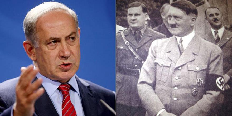 ABD'de bir üniversitede Netanyahu'ya Hitler benzetmesi