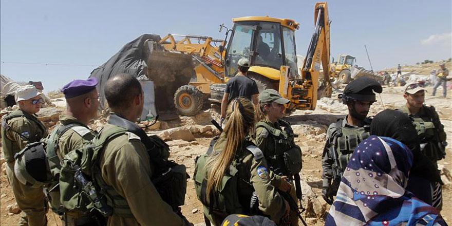 İsrail, Han el-Ahmer'in yıkımını erteledi