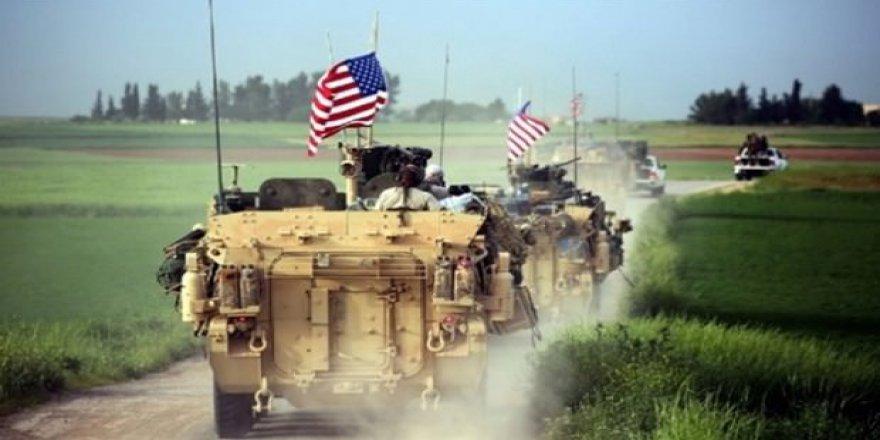 ABD'den teröristlere 'hendek' desteği