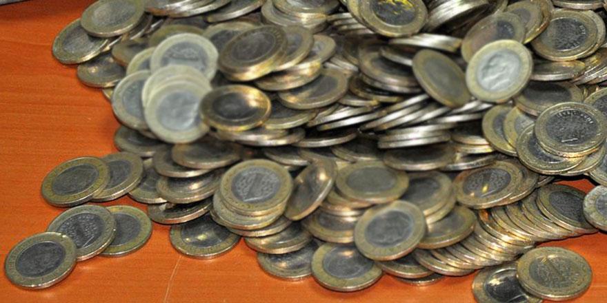 Türkiye ilk madeni parasını 96 yıl önce bastı