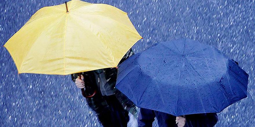 Meteorolojiden üç bölge için sağanak rahmet müjdesi