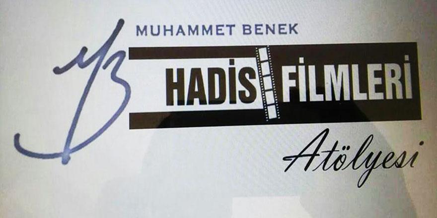 Muhammet Benek Hadis filmleri atölyesi dua ile açılıyor