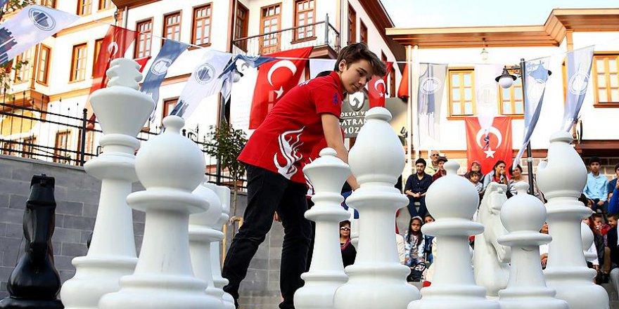 Ankara'nın meşhur satranç müzesi 3 yıldır hizmet veriyor