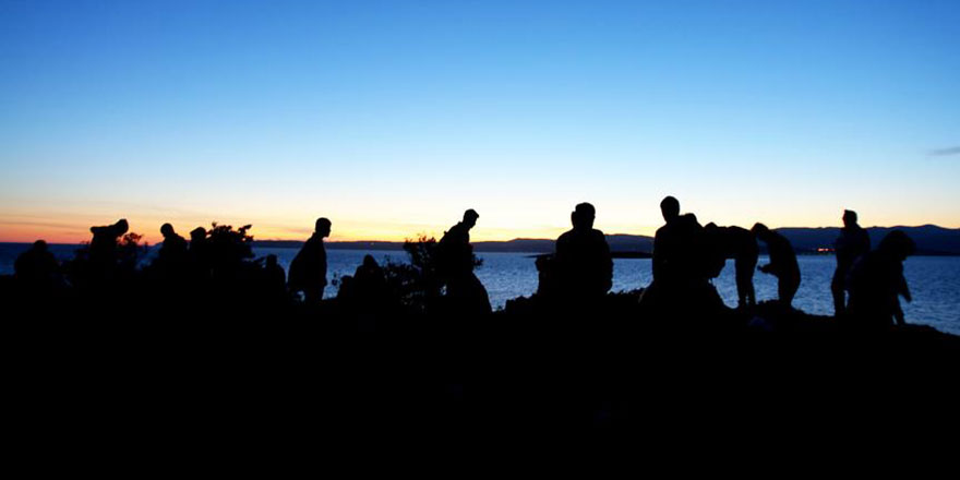Göçmenlerin umuda yolculuğu ölümle bitiyor