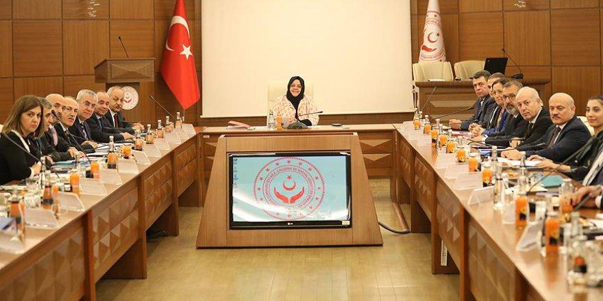 Aile Çalışma ve Sosyal Güvenlik Bakanı: 'İstihdam bizim için önemli'