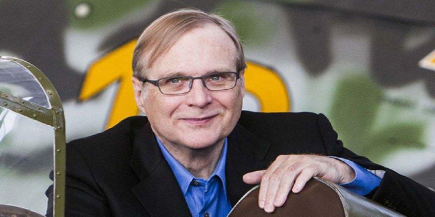 Teknoloji dünyasını üzen haber: Microsoft'un kurucularından biri öldü