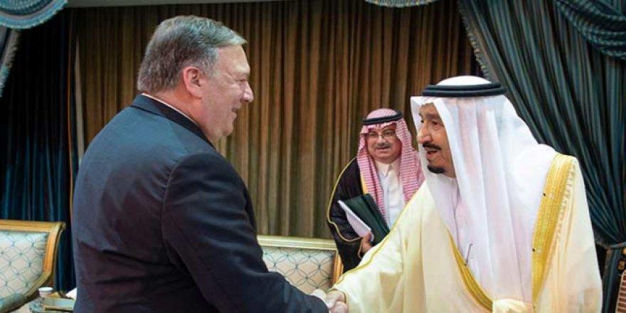 ABD ile Suudiler arasında görüşme