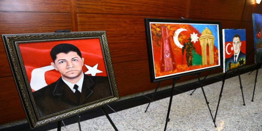 """Bakü'de """"Kafkas İslam Ordusu Sergisi"""" açıldı"""