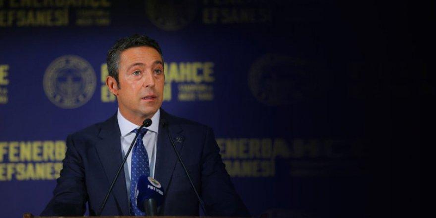Fenerbahçe Başkanı futbolcu seccadesini hala sanmış!