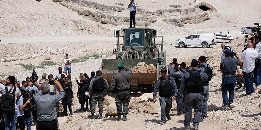 Filistin yargısından 'Han el-Ahmer' kararı