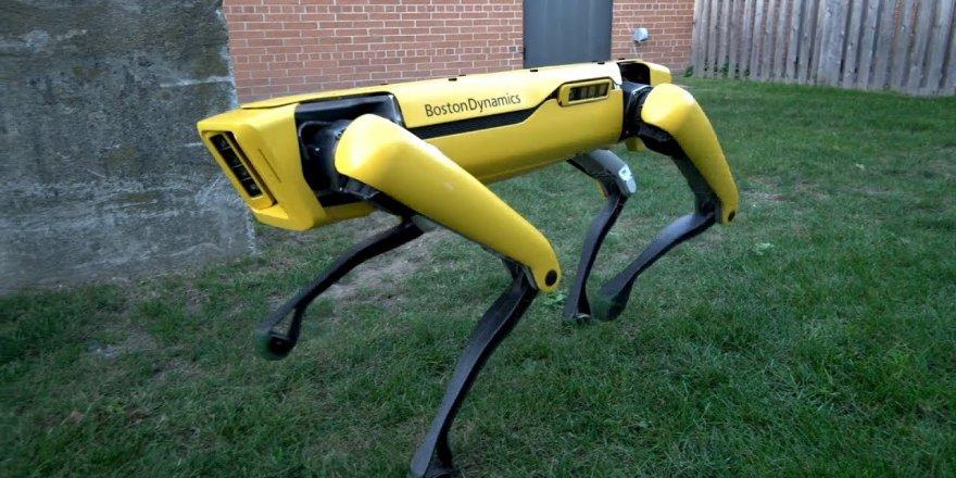 Boston Dynamics'in robot teknolojisindeki korkutucu ilerlemesi