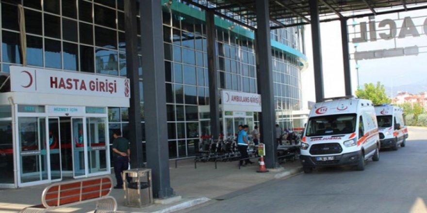 İzmir'de bir okulda zehirlenme şüphesi
