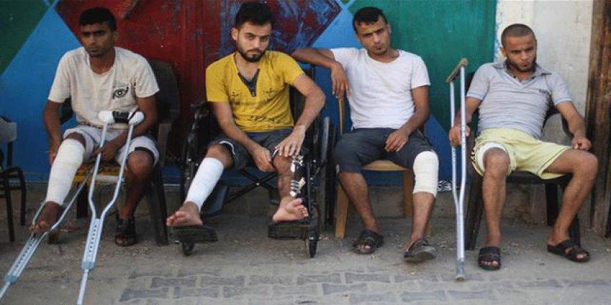 İşgalci İsrail'den Gazze sansürü