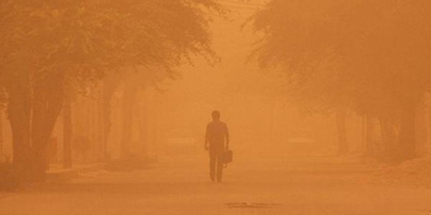 Meteoroloji uyardı: 'Toz'lu havalar sürecek