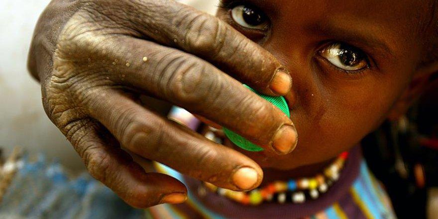20 bin çocuk ölümün eşiğinde